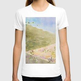 Japanese modern Interior art #51 T-shirt