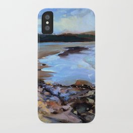 into the silent water iPhone Case
