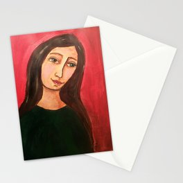 Mademoiselle Lundi Stationery Cards