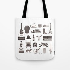 The Desert Rocker Kit Tote Bag