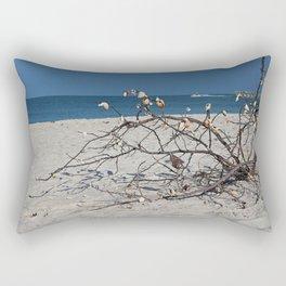 Subtle Things Rectangular Pillow
