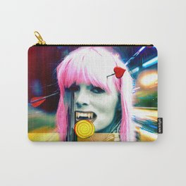 Dead and Famous: Nico (The Velvet Underground) Carry-All Pouch