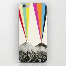 Volcanos iPhone Skin