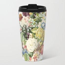 Flourish, spring, burgeon, burst! Travel Mug