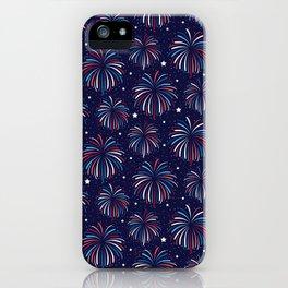 Star Spangled Night iPhone Case