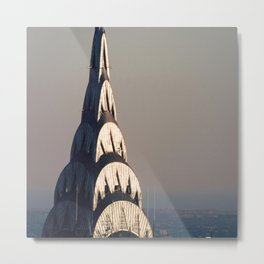 NYC Chrysler Building  Metal Print