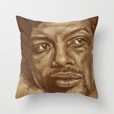 the story of G.S.Heron-1 of 3 Throw Pillow