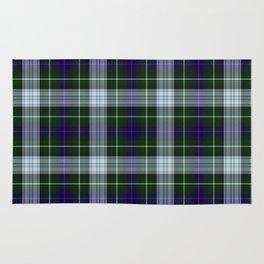 Clan MacKenzie Tartan Rug