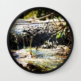Little Falls Wall Clock