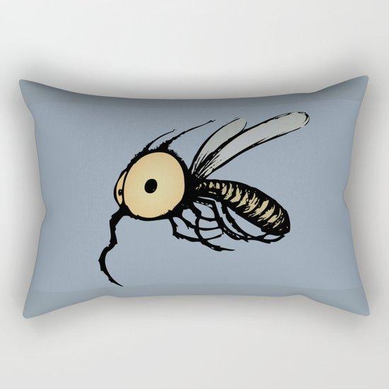 Paquito Mosquito Rectangular Pillow