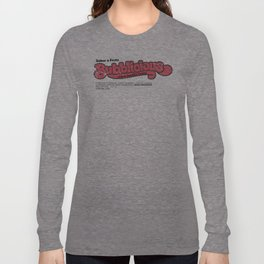 Bubblicious Long Sleeve T-shirt