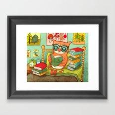 In Cahoots Framed Art Print