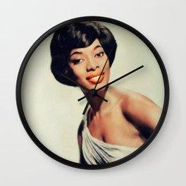 Ketty Lester, Music Legend Wall Clock