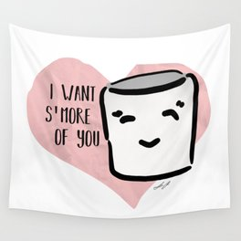 S'more of You Wall Tapestry