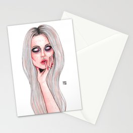 Lindsay Lohan No. 3 Stationery Cards
