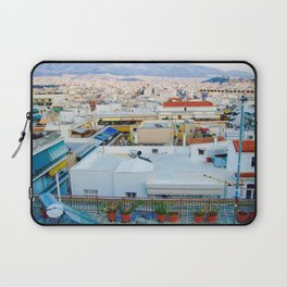 Rooftops, Athens Laptop Sleeve