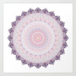 Mandala no. 47 Art Print