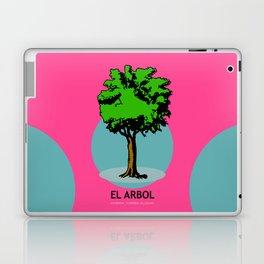 El Arbol Mexican Loteria Card Laptop & iPad Skin