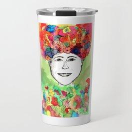 Midsommar // Alternative Poster // Dani Travel Mug