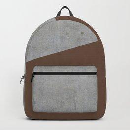 Concrete with Emperador Color Backpack