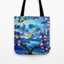 Hummingbird Spirit Tote Bag