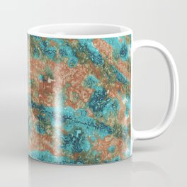Abstract Painting 3 Landscape Coffee Mug