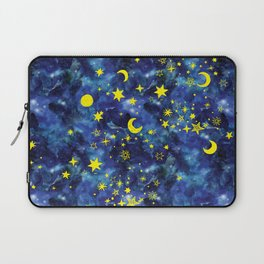 Stars That Can Laugh Laptop Sleeve