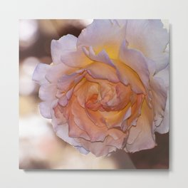 O'Keeffe Rose Metal Print