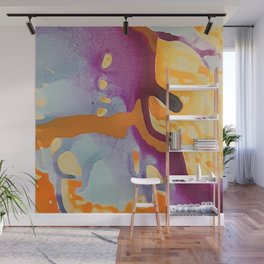 Fluid Motion No. 2 Wall Mural