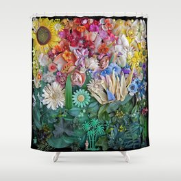 Alice in the wonderland Shower Curtain
