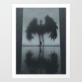 NORN Art Print