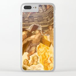 Brunelleschi Cupola in Florence Clear iPhone Case