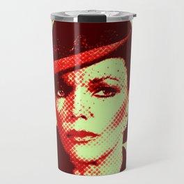Alexis Pop Two Tone Travel Mug