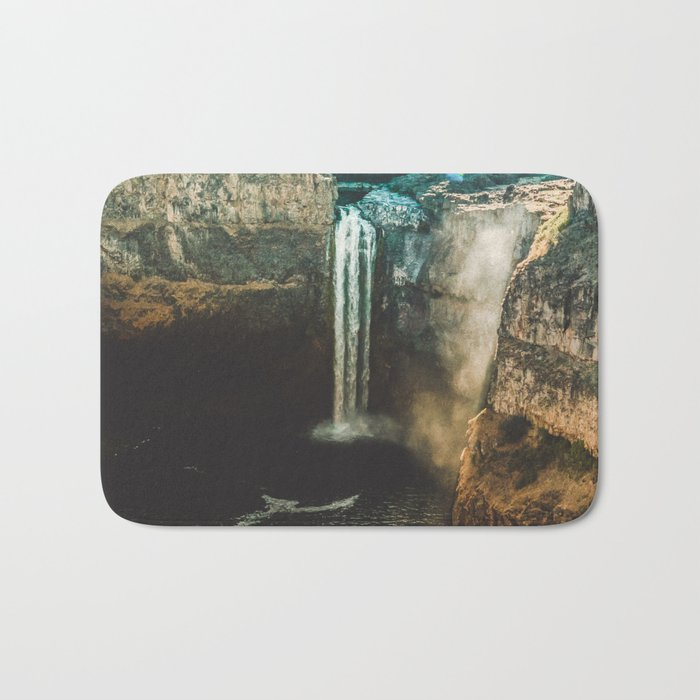 Washington Heights - nature photography Bath Mat
