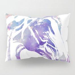 Galaxy Horse Pillow Sham