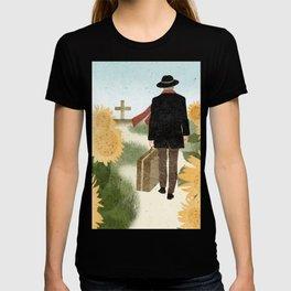 Long journey of life. T-shirt