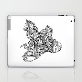 Mortal remains 2013 Ink on Paper Laptop & iPad Skin
