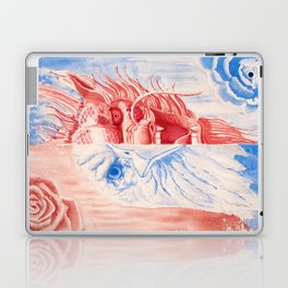 Chinese American Laptop & iPad Skin