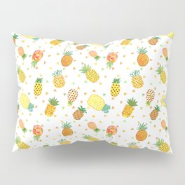 Pineapple Pura Vida Pillow Sham