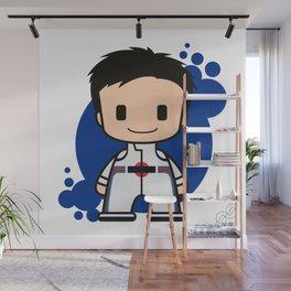 MiniChibi Lance Stroll Wall Mural