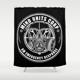 Mind Units Corp - XM Emergency Response Shower Curtain