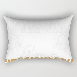 I'M A FIREFIGHTER'S DAUGHTER Rectangular Pillow