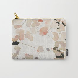 Petal Connection Carry-All Pouch