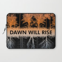 Dawn Will Rise [Ver 2.0] Laptop Sleeve