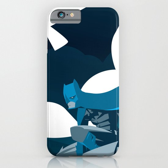 Knight Over Gotham iPhone & iPod Case