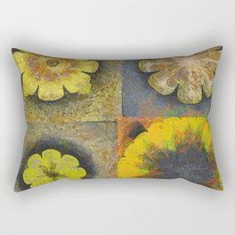 Rancidified Make Flower  ID:16165-054051-44610 Rectangular Pillow
