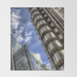 Lloyd's and Willis Group London Throw Blanket