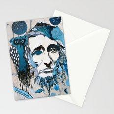 Thoreau Stationery Cards