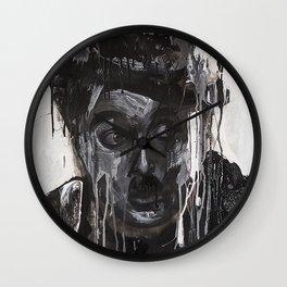 Portrait of Charles Chaplin Wall Clock