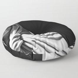 Mother Trinity Floor Pillow